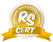 Romanian Certification SystemsRS Cert – Certificari ISO Romania Logo